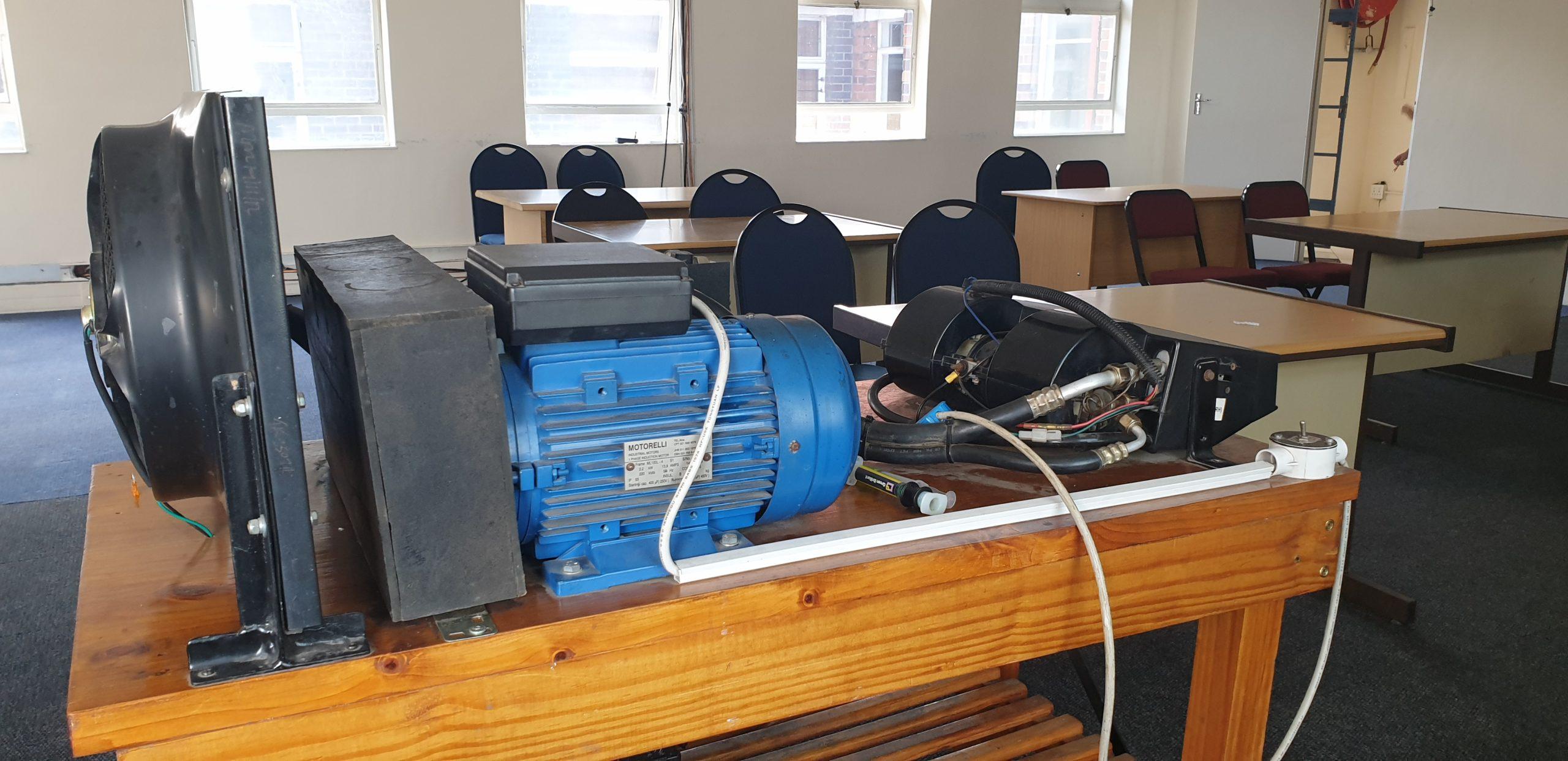 Autoaircon training room