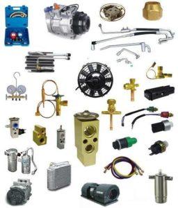 automotive aircon equipment