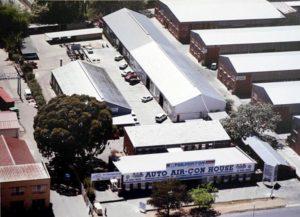 Autoaircon aerial view